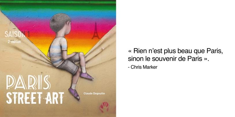 Abécédaire paris street art